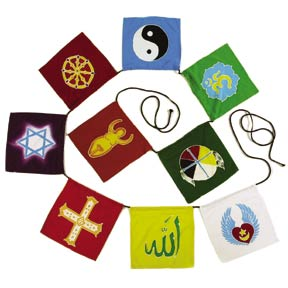 Flags of World Religions